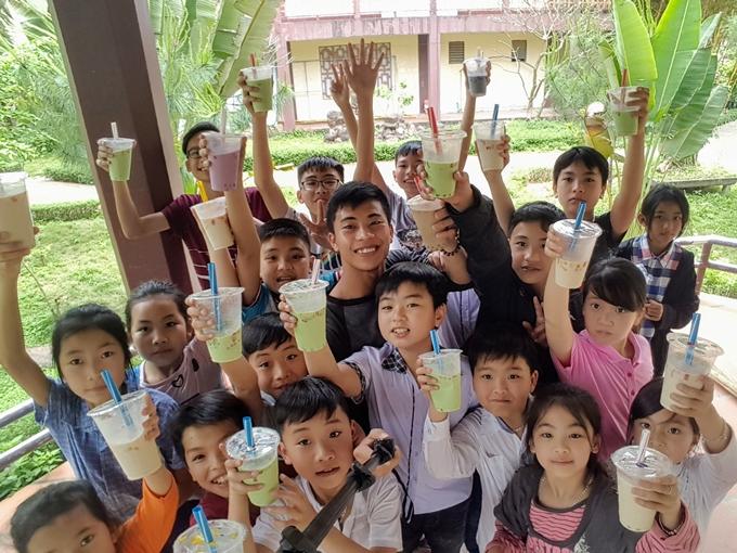 Hành trình xuyên Việt vừa đi vừa làm của chàng trai Hà Tĩnh - ảnh 1