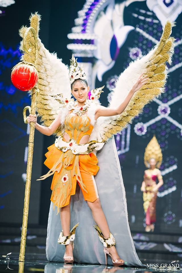 thí sinh Miss Grand Thái Lan - 10