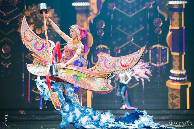 thí sinh Miss Grand Thái Lan - 4