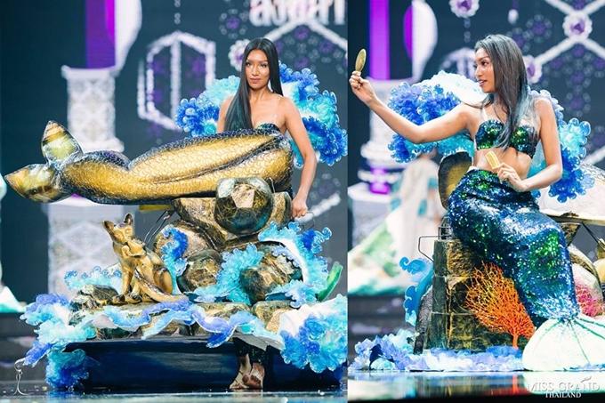 thí sinh Miss Grand Thái Lan - 9