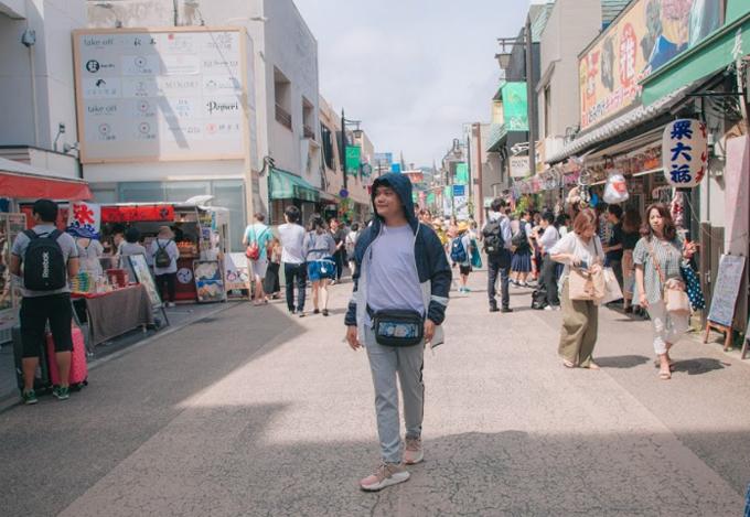 Ba ngày ba đêm ở Tokyo theo lịch trình của stylist Trịnh Tú Trung - ảnh 9