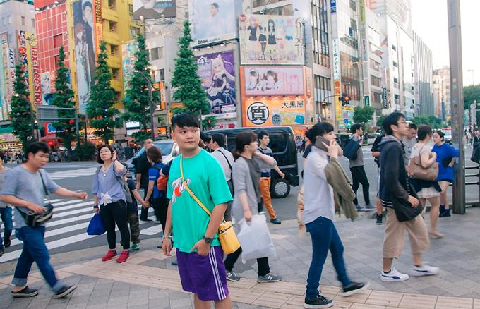 Ba ngày ba đêm ở Tokyo theo lịch trình của stylist Trịnh Tú Trung - ảnh 5