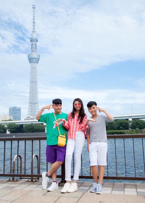 Ba ngày ba đêm ở Tokyo theo lịch trình của stylist Trịnh Tú Trung - ảnh 2