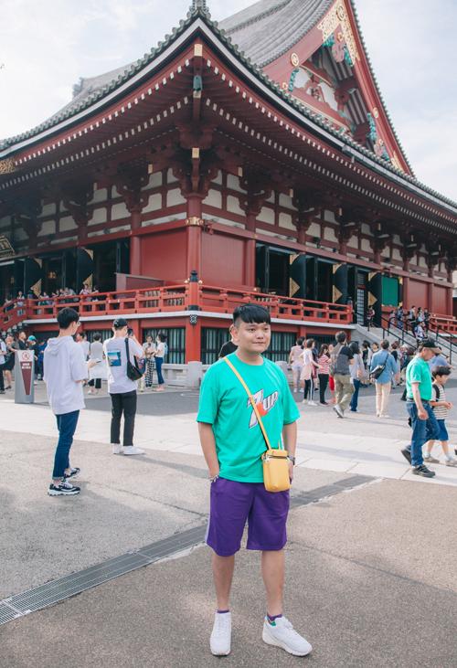 Ba ngày ba đêm ở Tokyo theo lịch trình của stylist Trịnh Tú Trung - ảnh 3