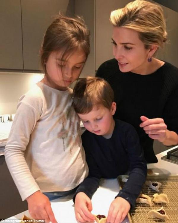 Tuyệt chiêu giúp bà mẹ ba con Ivanka Trump duy trì vóc dáng người mẫu - ảnh 3