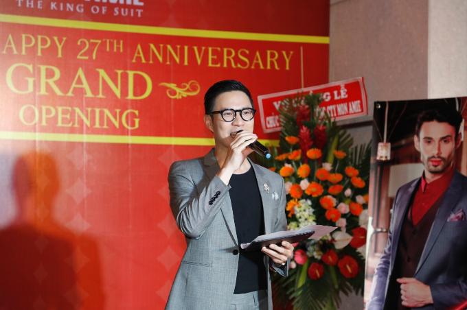 Nhiều diễn viên dự khai trương Mon Amie Suit - Sài Gòn Pearl - 7