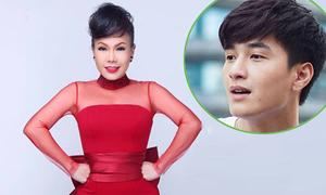 Nghệ sĩ Việt Hương tức giận khi Huỳnh Anh đến muộn, để 100 người chờ đợi