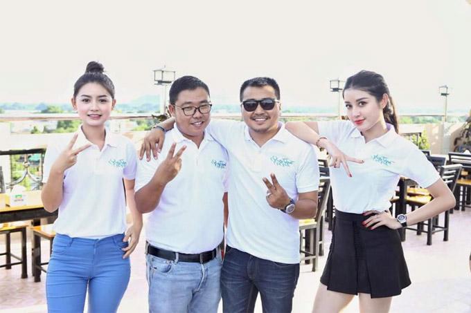 Hang tram khan gia Myanmar chen lan xin chu ky cua Huyen My