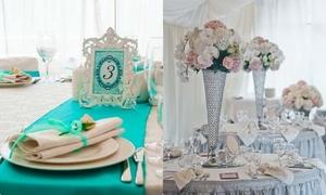 Sai lầm uyên ương hay mắc khi chọn bảng màu đám cưới
