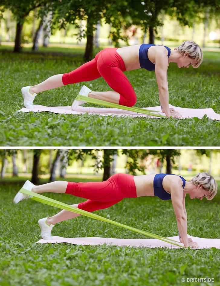 13 động tác giúp giảm mỡ thừa toàn thân chỉ với một sợi dây