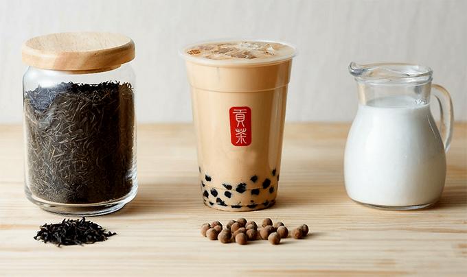 Trà, sữa và những hạt trân châu đã đem lại món đồ uống đặc biệt hiện nay.