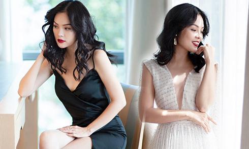 Dương Cẩm Lynh gợi ý chọn váy gợi cảm đi dự tiệc