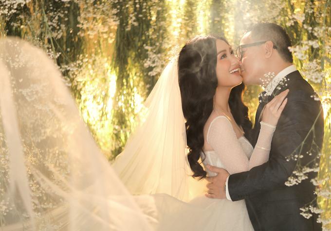 Ảnh cưới phong cách Hàn Quốc của top 6 Hoa khôi Áo dài - 6