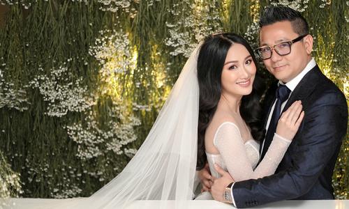 Ảnh cưới phong cách Hàn Quốc của top 6 Hoa khôi Áo dài