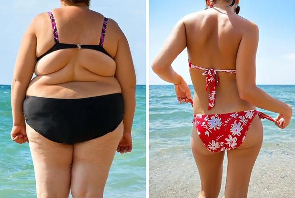 Đi bơi từ 2 - 3 lần mỗi tuần là liệu pháp giảm cân thích hợp trong mùa hè.