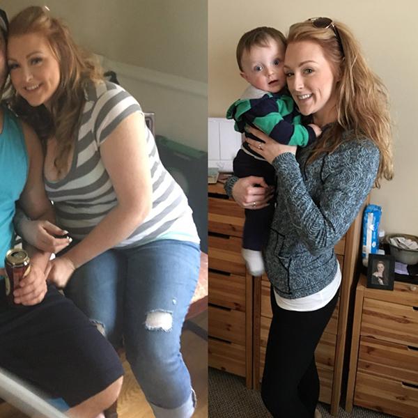 Hai tuần sau khi sinh em bé thứ hai, Veronica nhận thấy mình quá nặng nề và chẳng thể chăm con một cách thuần thục như mong muốn. Cô đứng lên cân và chết lặng khi nhìn thấy con số 104. Ngay sau đó, cô cảm thấy mình phải thay đổi chế độ ăn. Cô không cho phép mình ăn uống tuỳ tiện như trước mà cần kiể soát kỹ lưỡng từng món, từng bữa ăn.