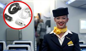 Tiếp viên hàng không mang theo gì trong hành lý xách tay