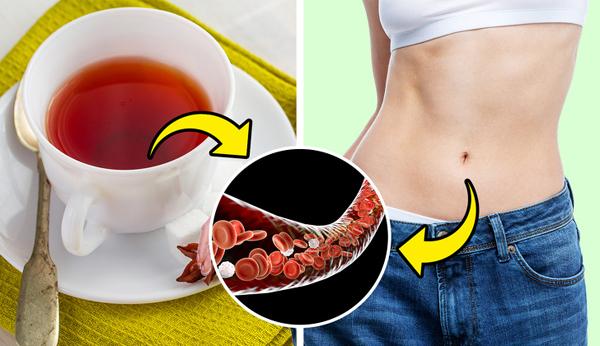 Trà quế Trà quế chứa lượng calo tự nhiên thấp, có khả năng kiểm soát lượng đường trong máu, giúp ngăn ngừa tăng cân. Thường xuyên tiêu thụ trà quế giúp hệ tiêu hóa hoạt động hiệu quả hơn, hạn chế hình thành mỡ thừa vùng bụng.