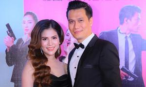 Việt Anh thừa nhận vợ không giữ được bình tĩnh trước ồn ào về anh
