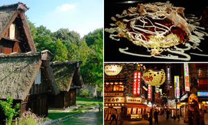 10 lý do để không thể bỏ qua Osaka trong hành trình nước Nhật