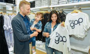Thương hiệu Gap khai trương cửa hàng thứ 10 tại TP HCM
