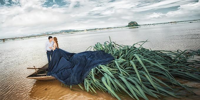 Uyên ương Ninh Bình đi xuyên Việt 14 tháng để chụp ảnh cưới - 4