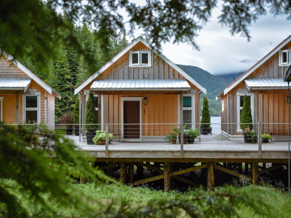 Khu nghỉ dưỡng giữa rừng phải book trước 2 năm mới có phòng