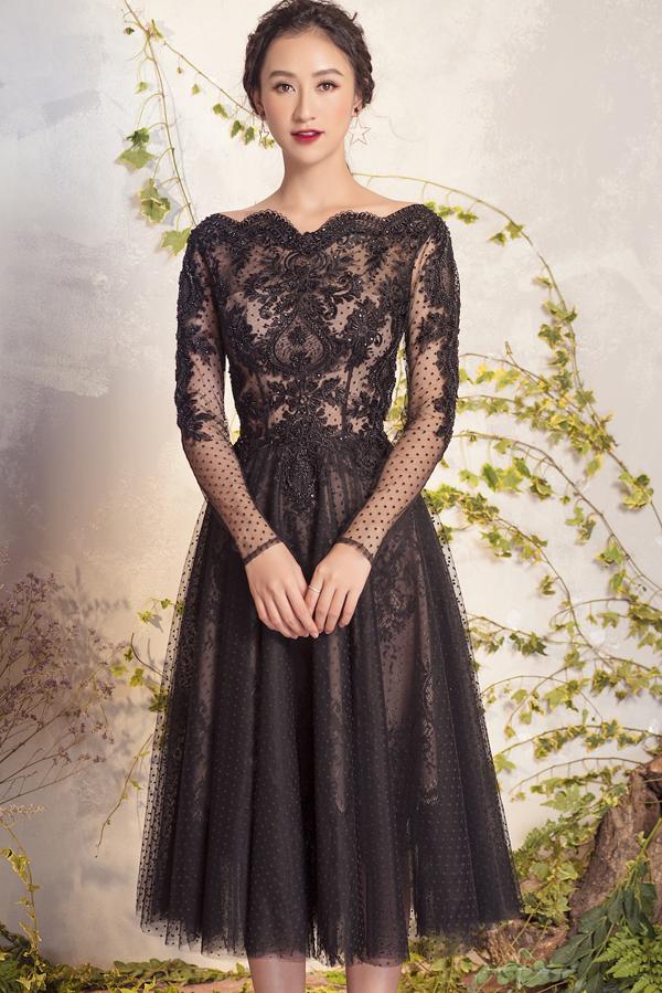 Váy ren - 5