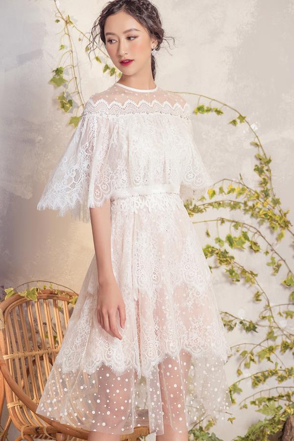 Váy ren - 7