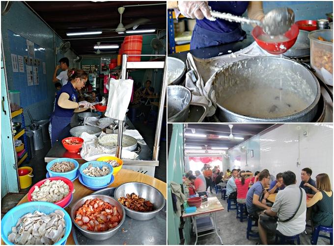 Quán cháo lòng 50 năm một hương vị ở Penang - 1
