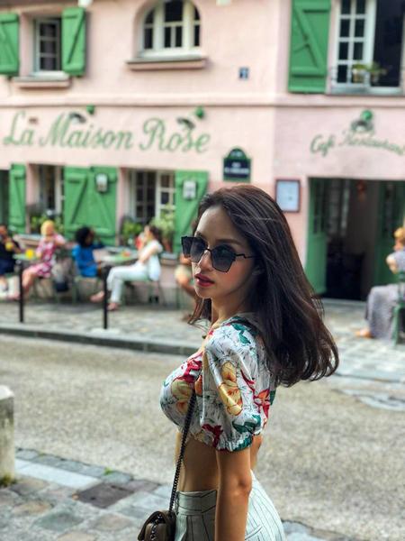 Check in châu Âu ảo diệu như Hương Giang Idol - 5