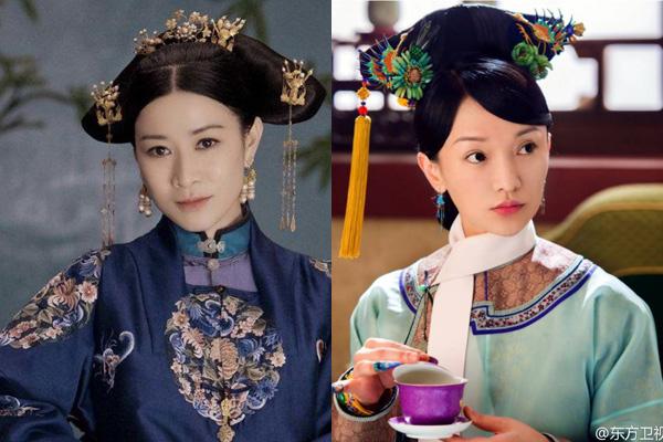 Kế hoàng hậu trong Diên Hy công lược do Nhất tỷ TVB Xa Thi Mạn thủ vai nhận được sự đánh giá cao từ khán giả. Cô từng làm mưa làm gió với tác phẩm cung đấu nổi tiếng Cung Tâm Kế và Thâm cung nội chiến. Trong Hậu cung Như Ý truyện, Châu Tấn sẽ đảm nhận vai Kế hoàng hậu túc trí đa mưu, từng bước giành lấy ngôi vị cao nhất trong lục cung. Với kinh nghiệm gần 30 năm đóng phim, nữ diễn viên được dự đoán sẽ trở thành đối thủ đáng gờm của Xa Thi Mạn. Hiện tại, bộ phim Diên Hy công lược được chiếu trên các trang mạng Trung Quốc, còn Hậu cung Như Ý truyện vừa qua khâu kiểm duyệt và dự kiến phát sóng trong tháng 8.