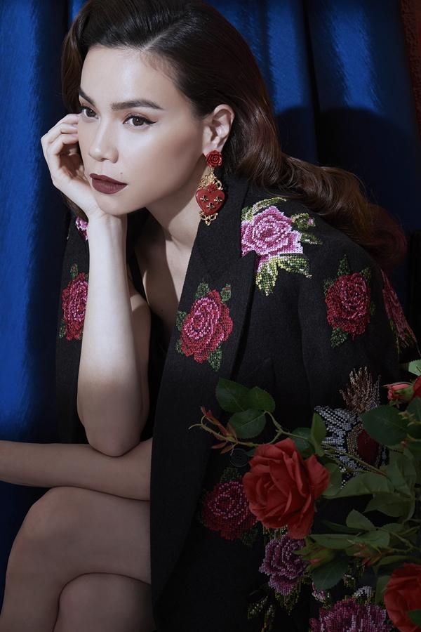 Hồ Ngọc Hà tung ảnh mới, tuyên bố trở lại âm nhạc sau một năm - 7