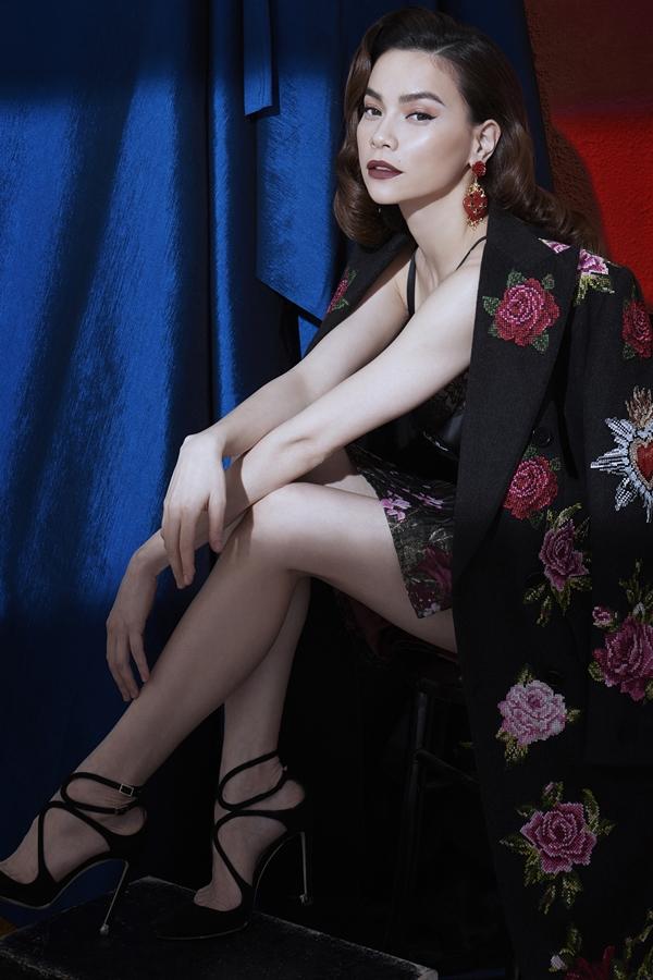 Nhiếp ảnh: Milor Trần, Stylist: Kye Nguyễn, Trang điểm: Mộng Hùng, Làm tóc: Kunny Lee