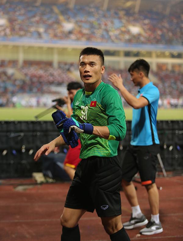 Kết quả này giúp Olympic Việt Nam giành ngôi vô địch với thành tích bất bại (hai thắng và một hoà). Sau trận, Bùi Tiến Dũng cùng các đồng đội đi vòng quanh sân tri ân người hâm mộ.