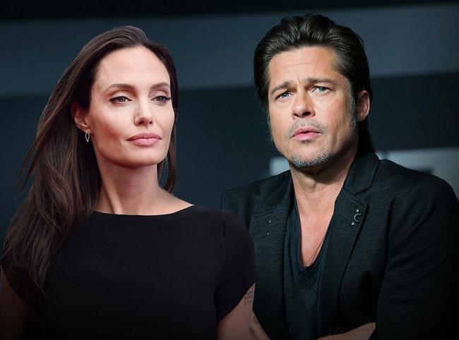 Angelina Jolie yêu cầu Brad nộp đủ số tiền trợ cấp nuôi con theo thỏa thuận đã có của họ.