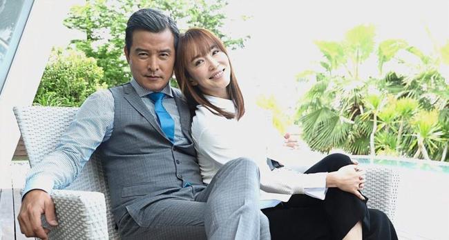 Vợ chồng Văn Phương - Minh Thuận.