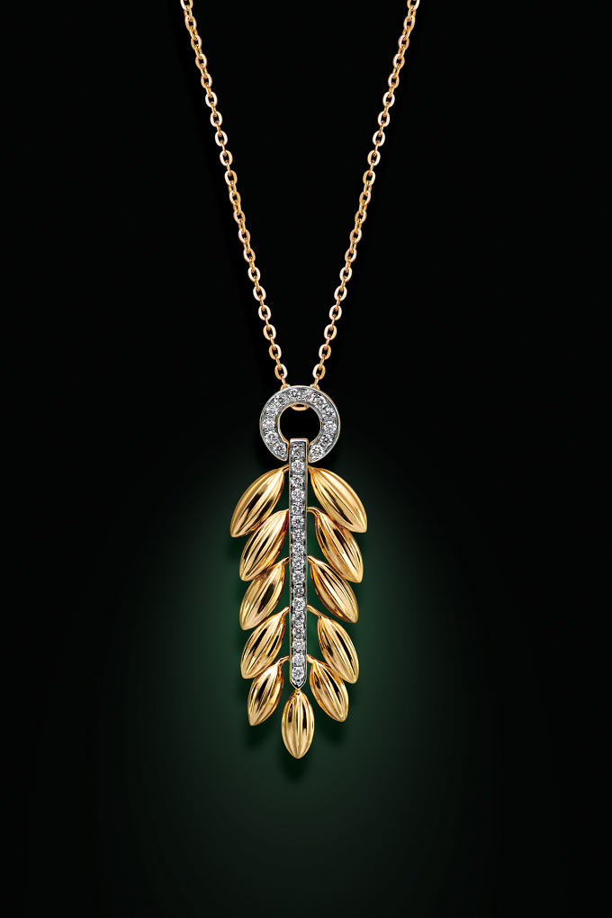 Cảm hứng từ tre và lúa trong BTS mới của CAO Fine Jewellery - ảnh 3