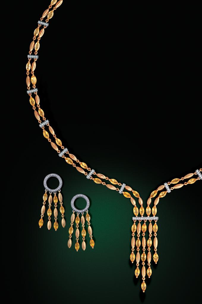 Cảm hứng từ tre và lúa trong BTS mới của CAO Fine Jewellery - ảnh 6