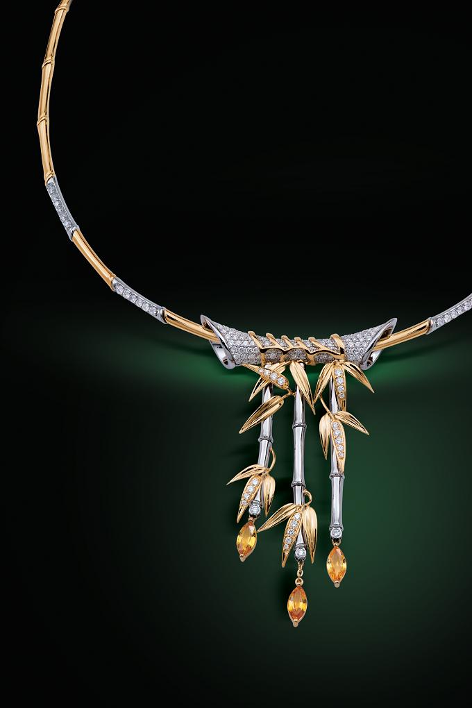 Cảm hứng từ tre và lúa trong BTS mới của CAO Fine Jewellery - ảnh 7