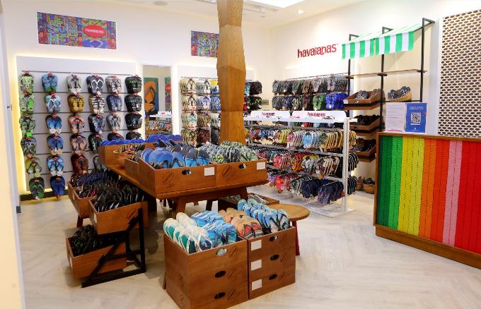 Brazil Havaianas khai trương cửa hàng thứ 7 tại Hà Nội - ảnh 2