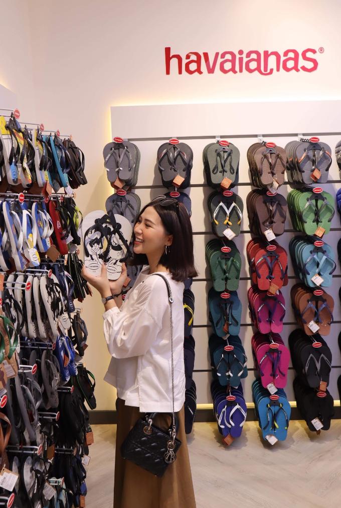 Brazil Havaianas khai trương cửa hàng thứ 7 tại Hà Nội - ảnh 7