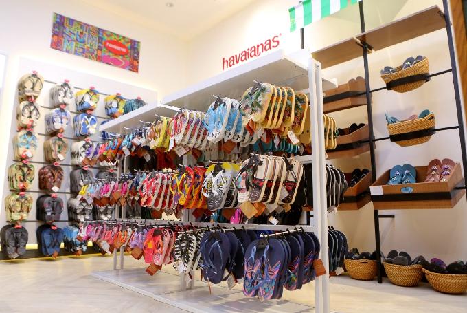 Brazil Havaianas khai trương cửa hàng thứ 7 tại Hà Nội - ảnh 10