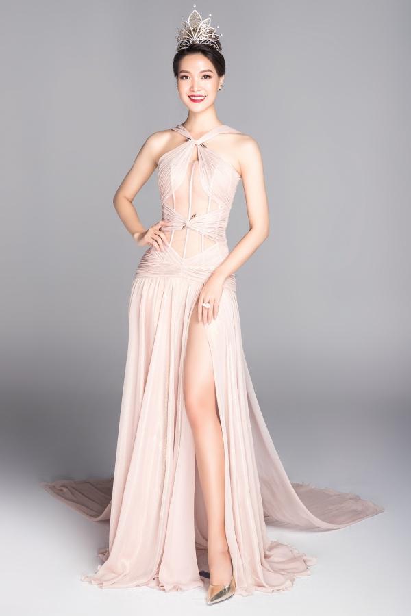 Thuỳ Dung đăng quang Hoa hậu Việt Nam năm 2008 và khá kín tiếng đời tư. Cuối năm 2017, cô từng bày tỏ mong muốn tham gia cuộc thi quốc tế Hoa hậu Siêu quốc gia nhưng cuối cùng hủy bỏ vì không sắp xếp được thời gian.