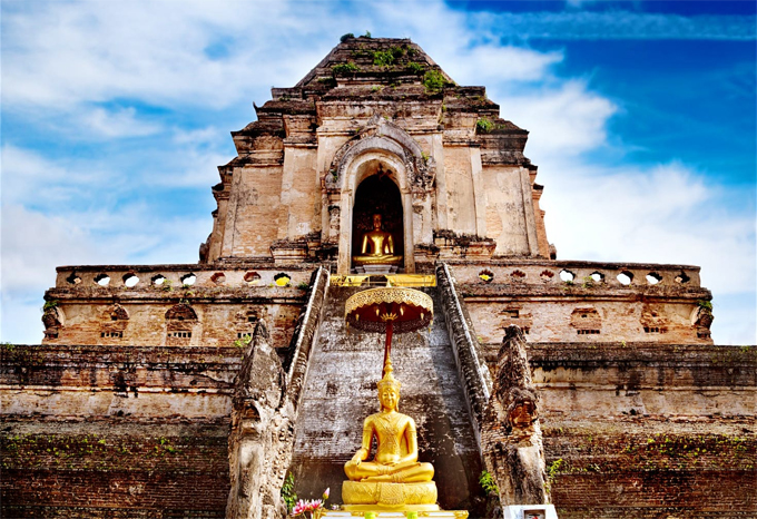 Ba điều đáng yêu từ quá khứ tới hiện tại ở Chiang Mai