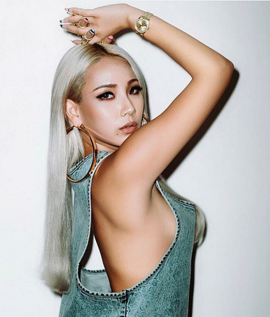 CL của 2NE1 khoe bộ ngực khủng do thân hình phát tướng - 7