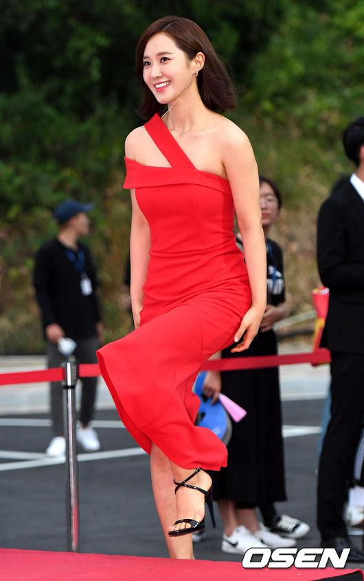 Người đẹp Kwon Yuri.