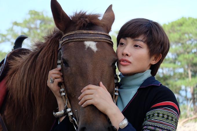 Yaya Trương Nhi bất tỉnh 5 tiếng vì ngã ngựa khi quay phim - ảnh 3