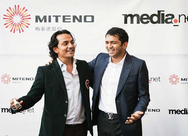 Div Turakhia và anh trai Div Bhavin đều lọt vào top những tỷ phú tự thân trẻ nhất Ấn Độ. Ảnh: Bynext.