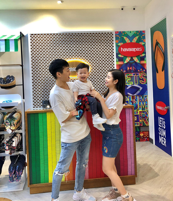 Brazil Havaianas khai trương cửa hàng thứ 7 tại Hà Nội - ảnh 4